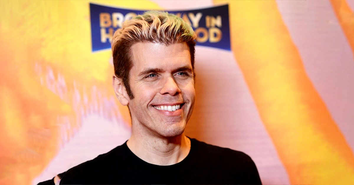 Perez Hilton Fans Obsessed With His New Donald Trump Scandal Game