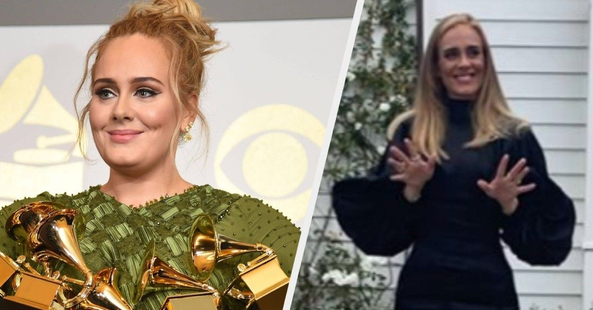 This Is How Much Adele Made In 2020 Despite Being In Hiding For Most Of The Year
