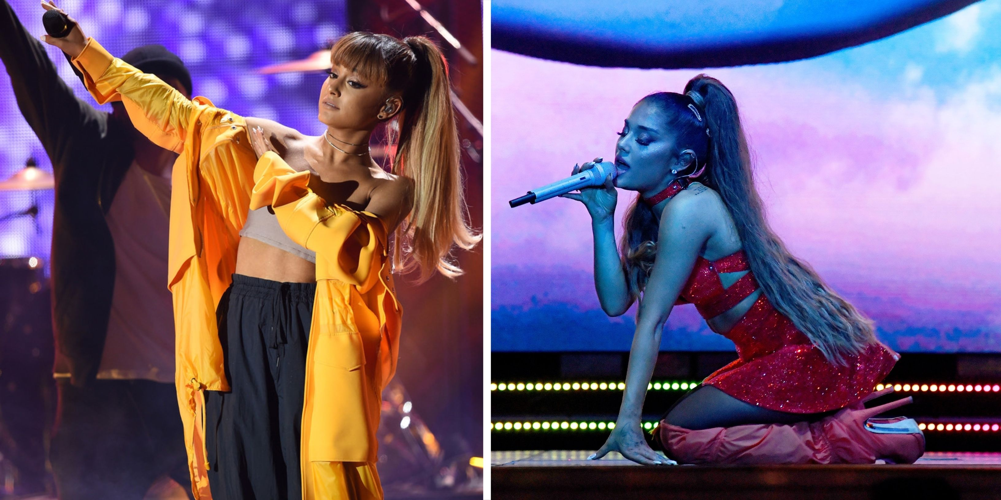 Ariana Grande's 10 Best Stage Outfits | TheThings