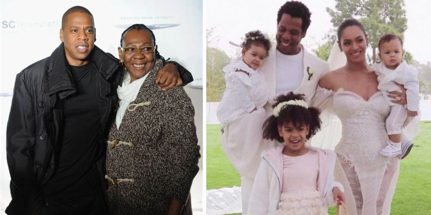 10 Little Known Facts About Jay-Z's Family | TheThings