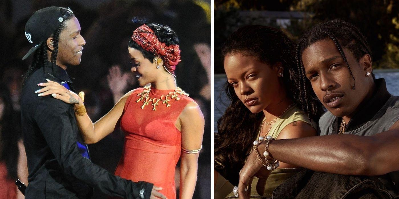 Rihanna & A$AP Rocky: 10 Pics Of The Newest Power Couple