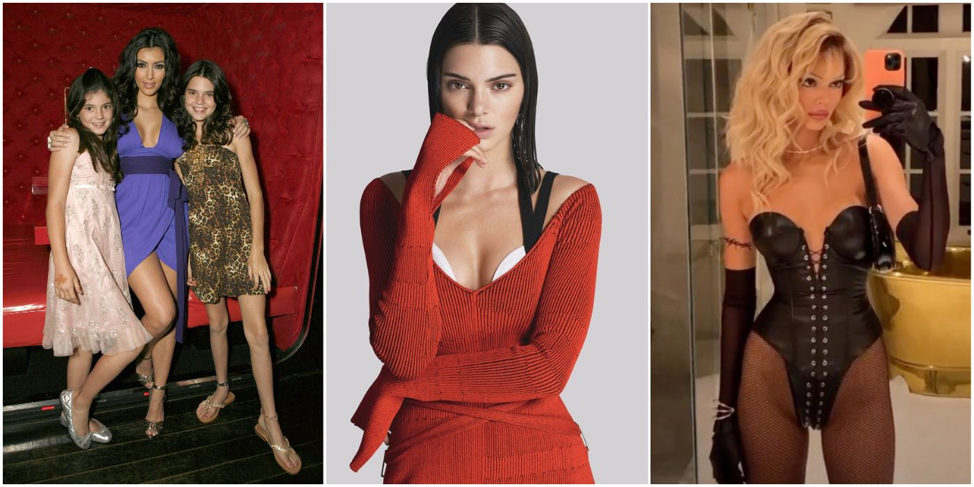 Here's How Kendall Jenner Has Evolved Through The Years