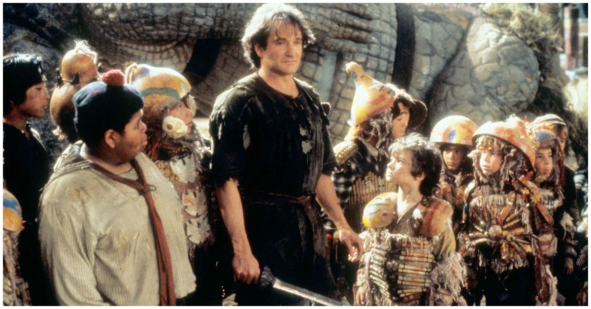 What Robin Williams Was Really Like On The Set Of 'Hook'