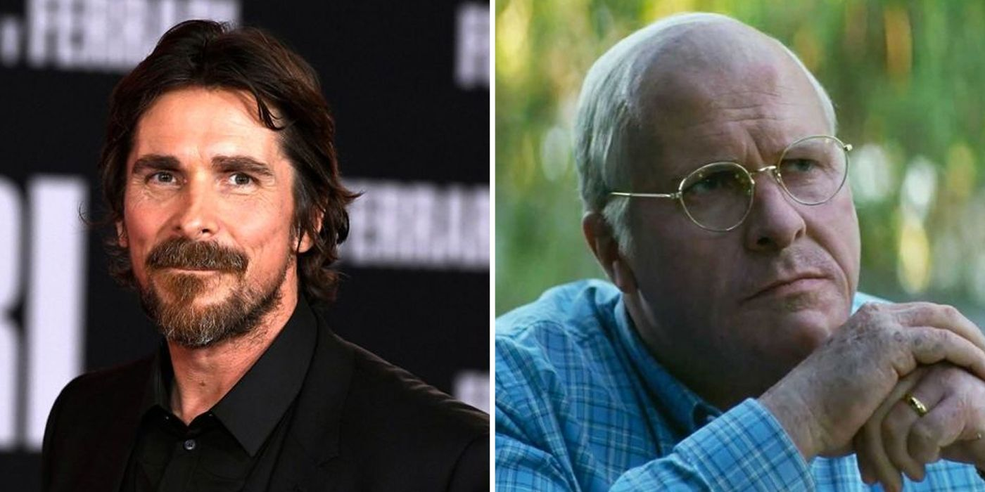 10 Movie Stars Who Became Completely Unrecognizable For Their Roles