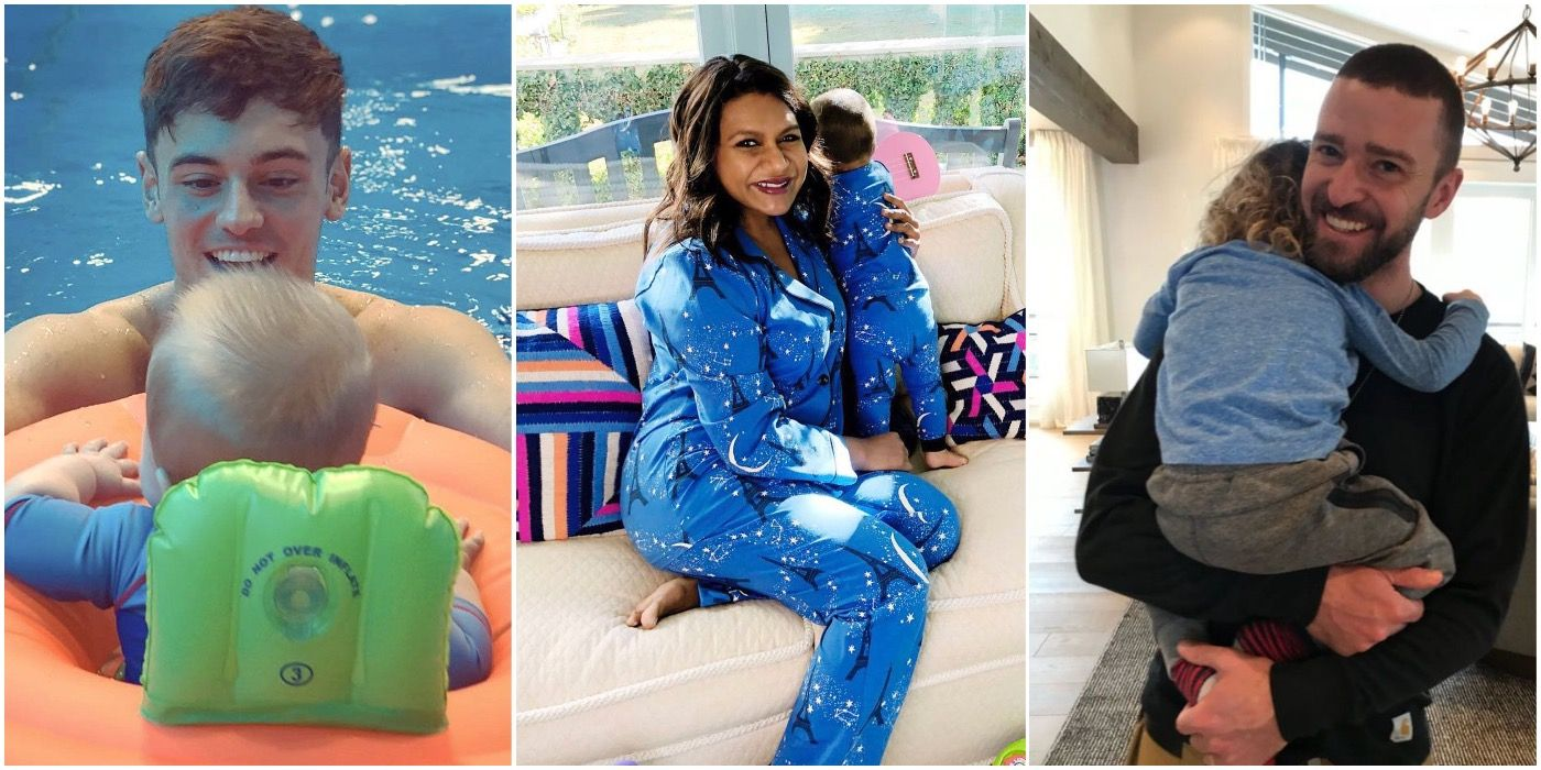 10 Celebrity Kids We Never See | TheThings