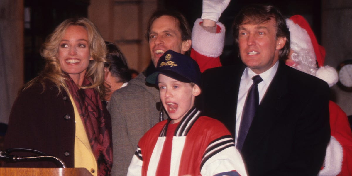 How Donald Trump Forced His Way Into 'Home Alone 2'