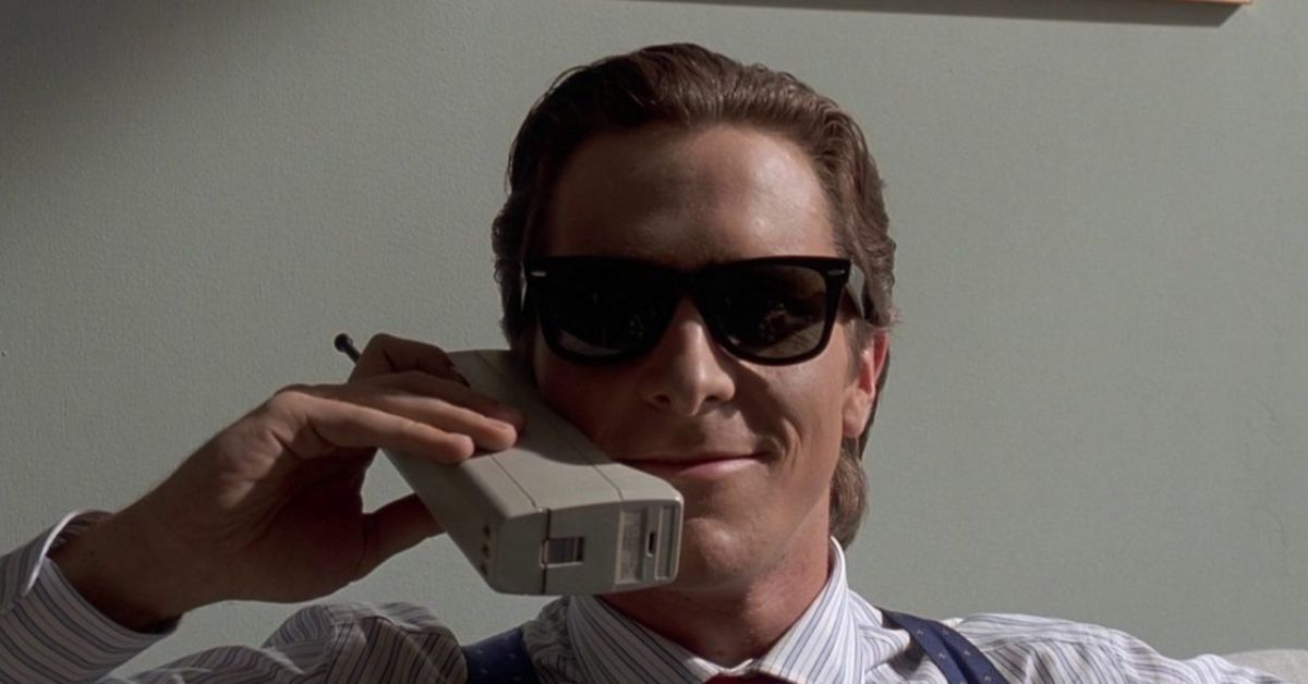 How Christian Bale Was Fired And The Rehired For 'American Psycho'