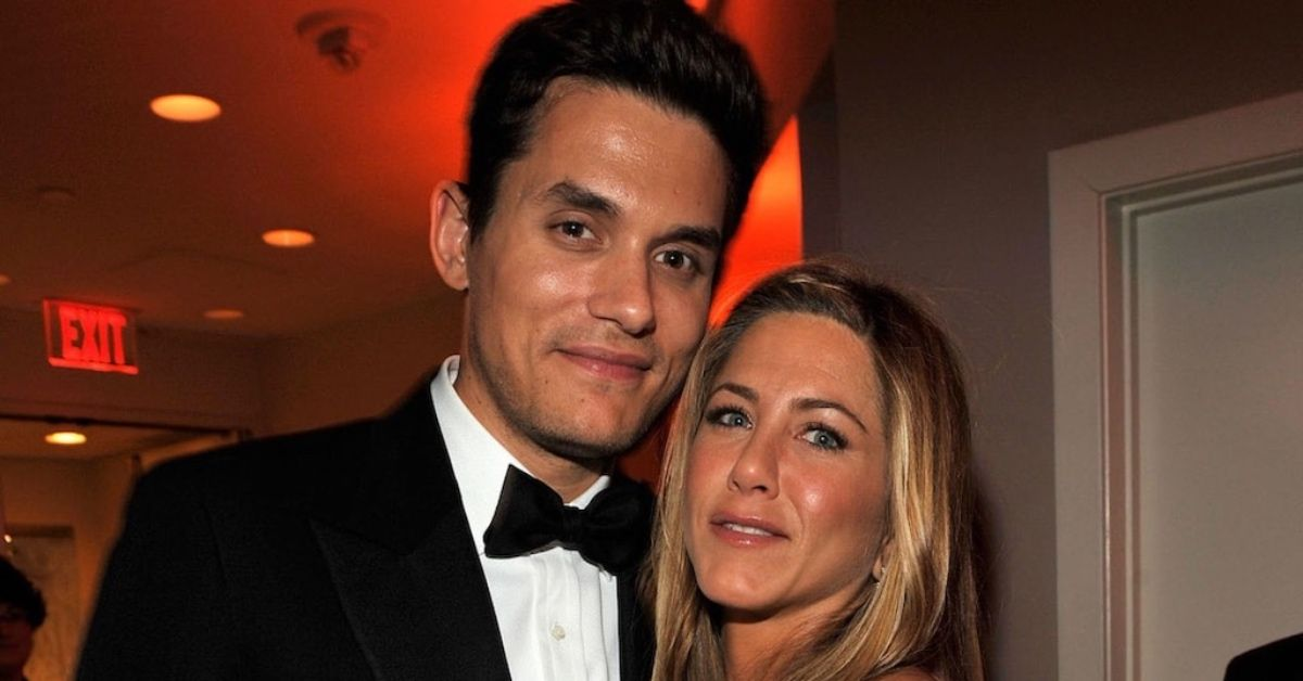 Jennifer Aniston Was The Inspiration Behind This John Mayer Song