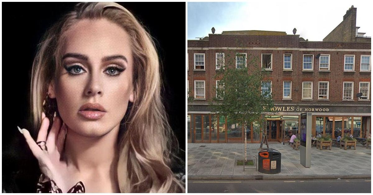This Is The Modest Home That Adele Grew Up In   TheThings