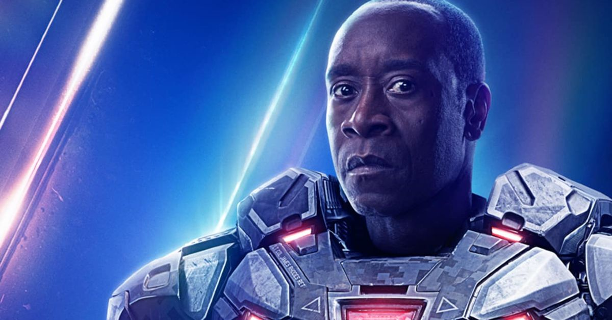 Here's How Much Don Cheadle Has Made From Marvel