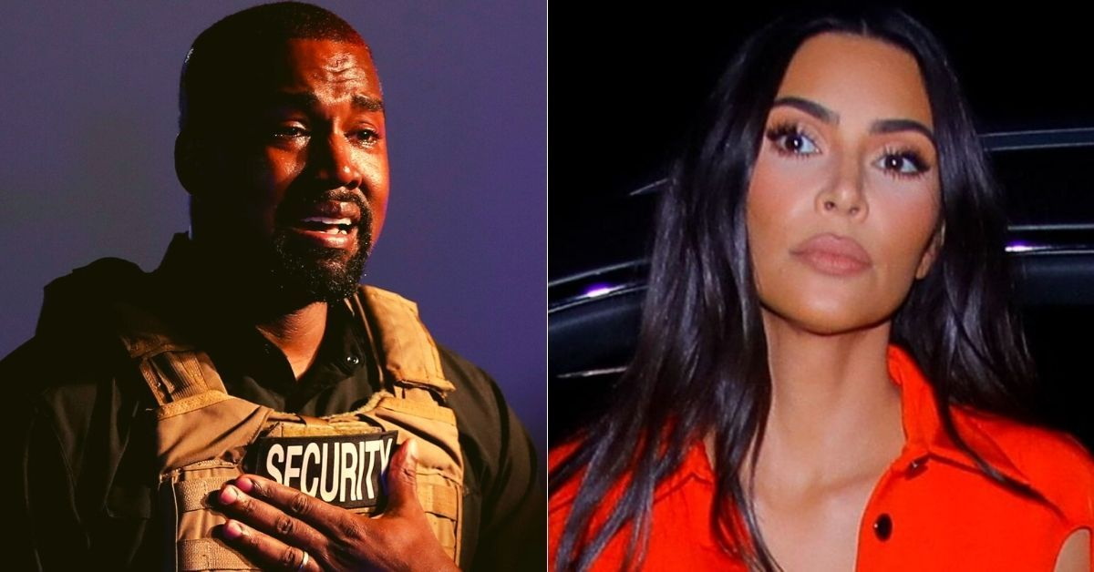 Desperate Fears For Kanye West's Mental Health Amid Divorce From Kim Kardashian