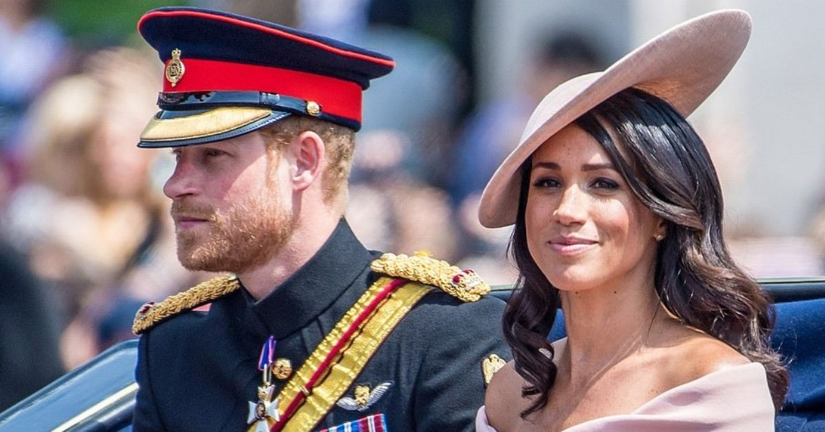 Meghan Markle And Prince Harry Officially Quit Royal Family - As Trolls Blame Meghan