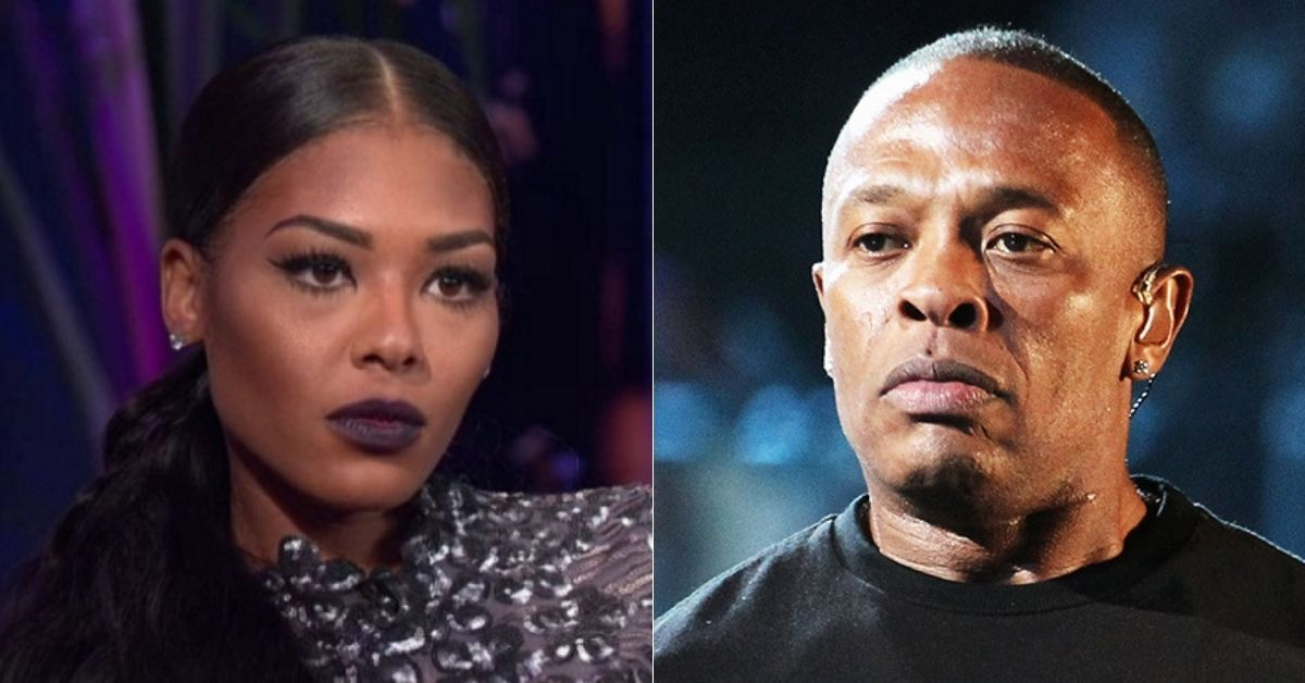 Moniece Slaughter Claims She Has Been 'Threatened' Into Silence By Dr. Dre