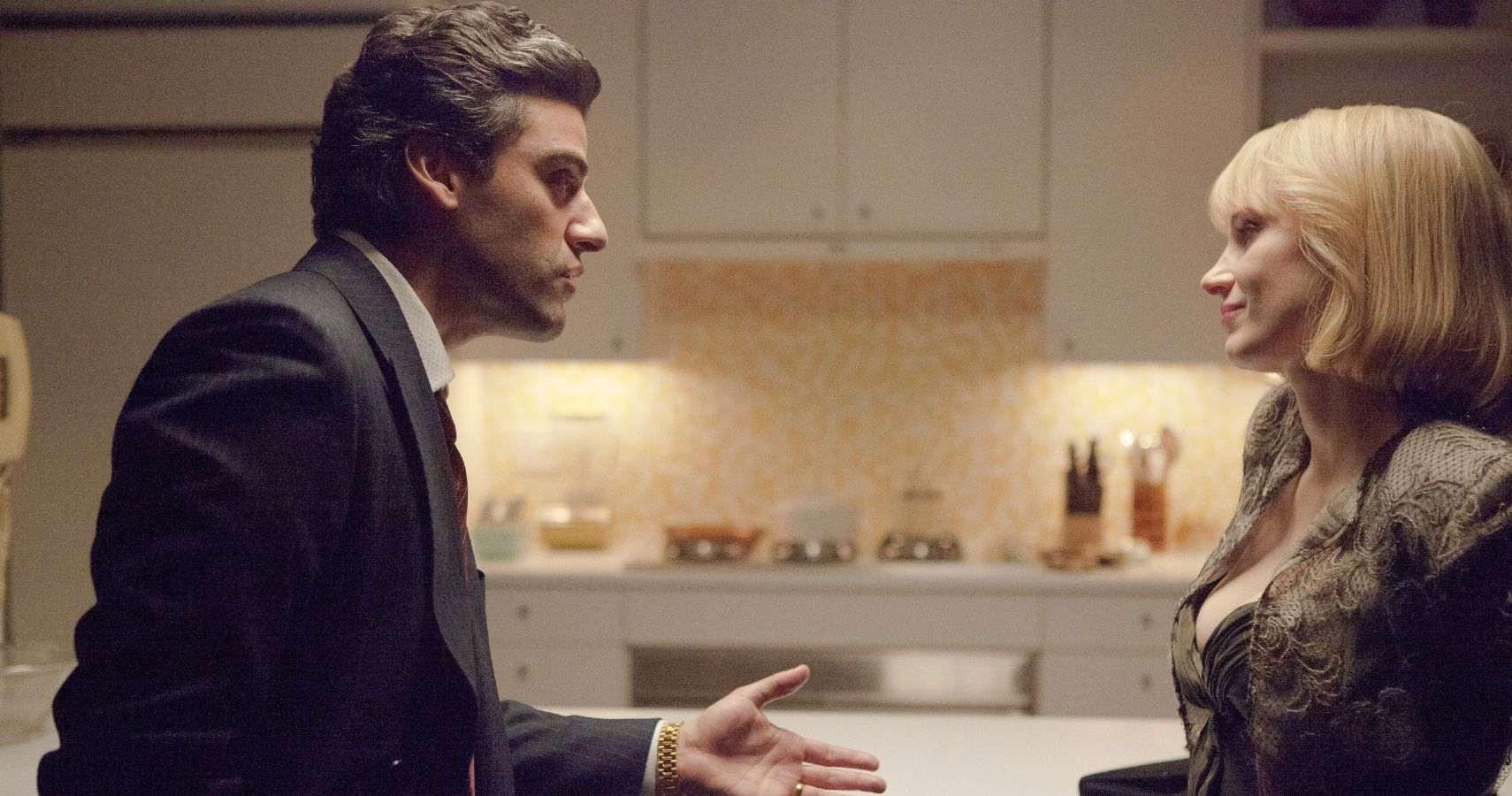 HBO First Look At 'Scenes From A Marriage' With Oscar Isaac, Jessica Chastain