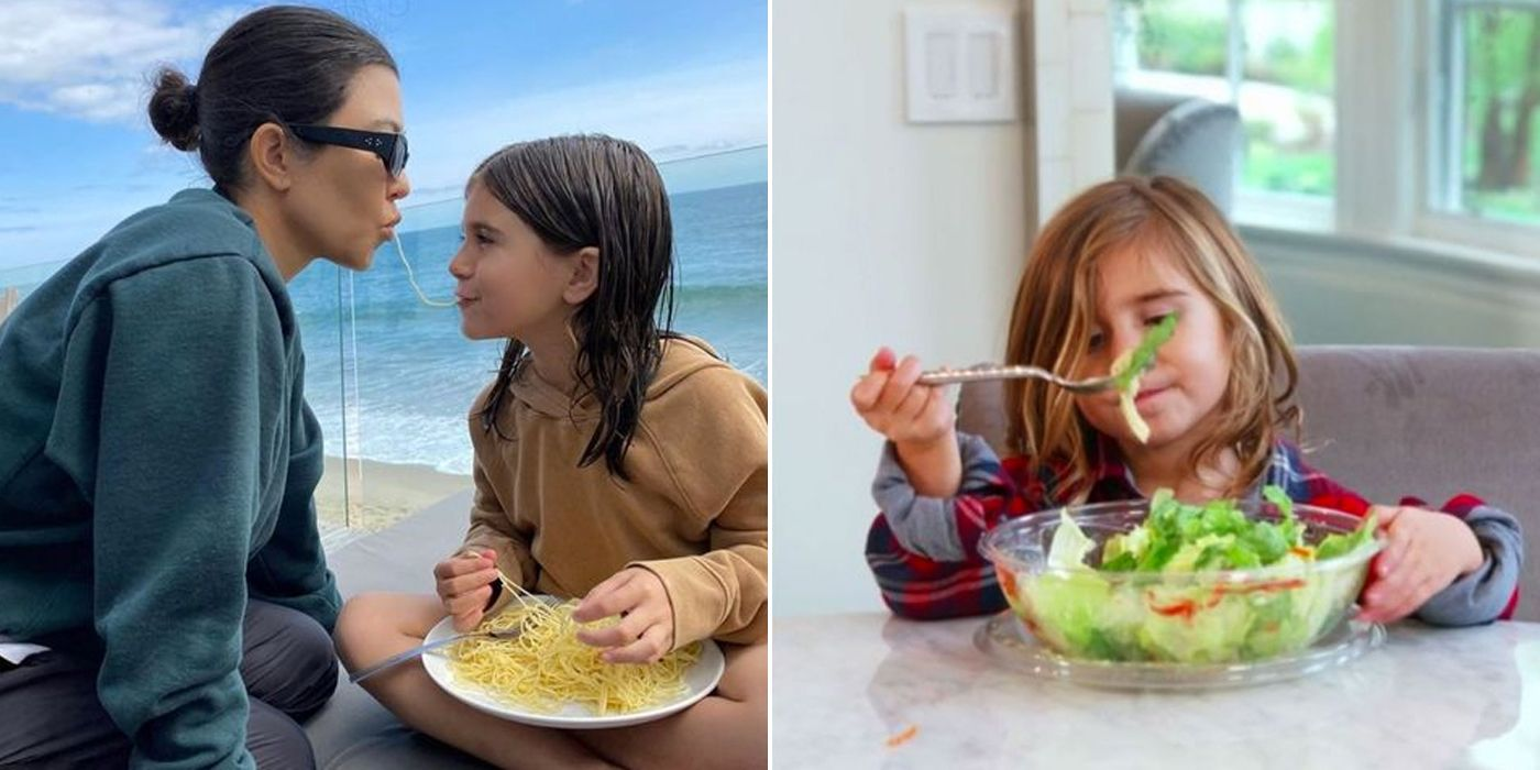 10 Famous Parents Who Have Strict Food Regimes For Their Kids