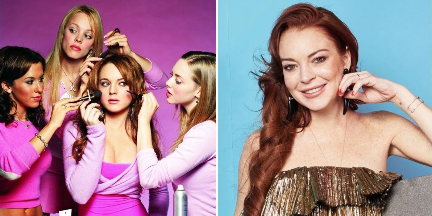 Everything Lindsay Lohan Has Been Up To Since 'Mean Girls'