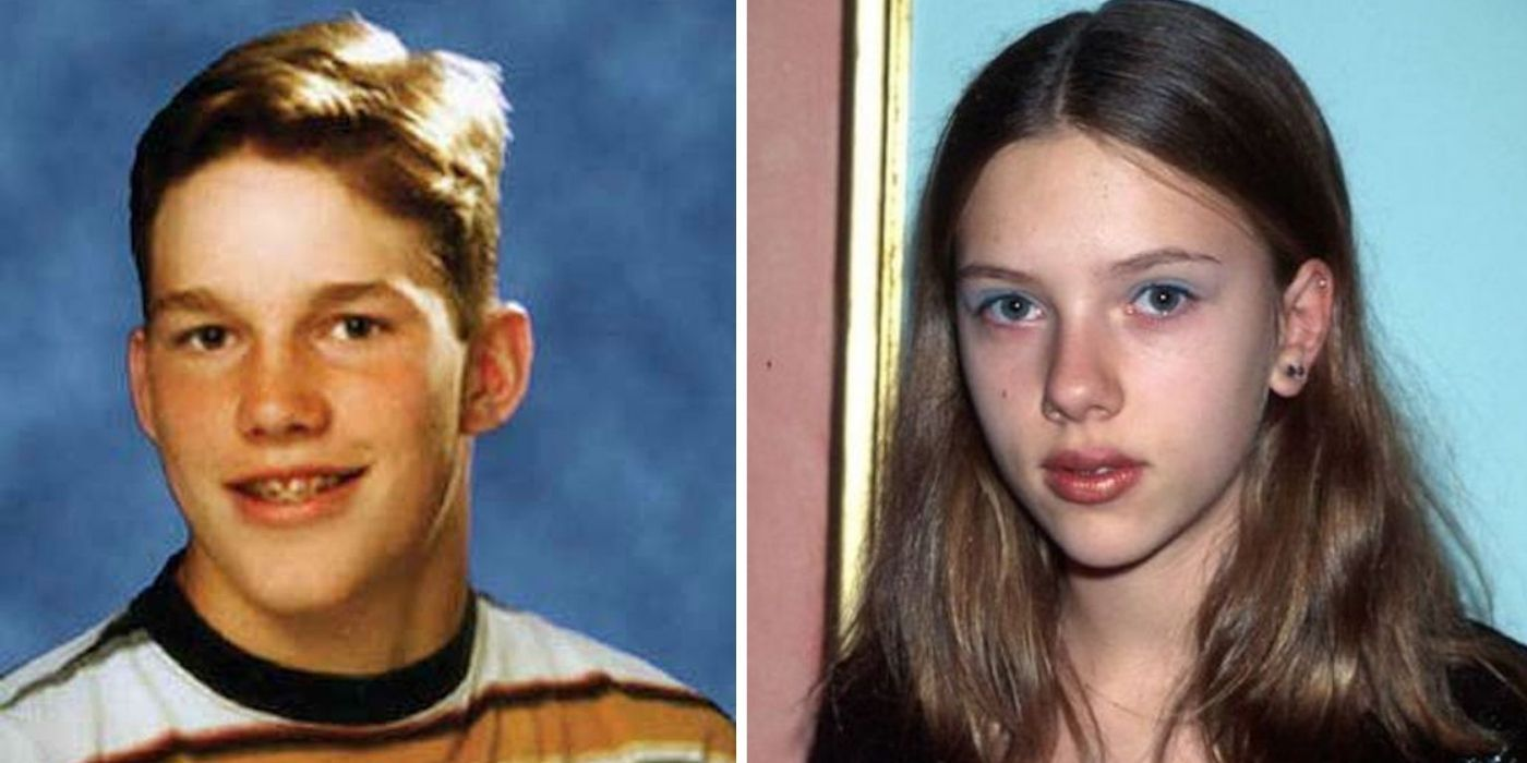 What The Cast Of The MCU Looked Like before They Were Famous
