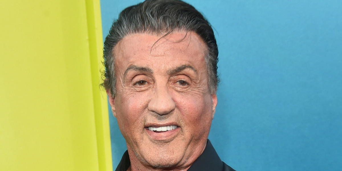 Sylvester Stallone Posts A Rare Photo Of Him And His Daughter