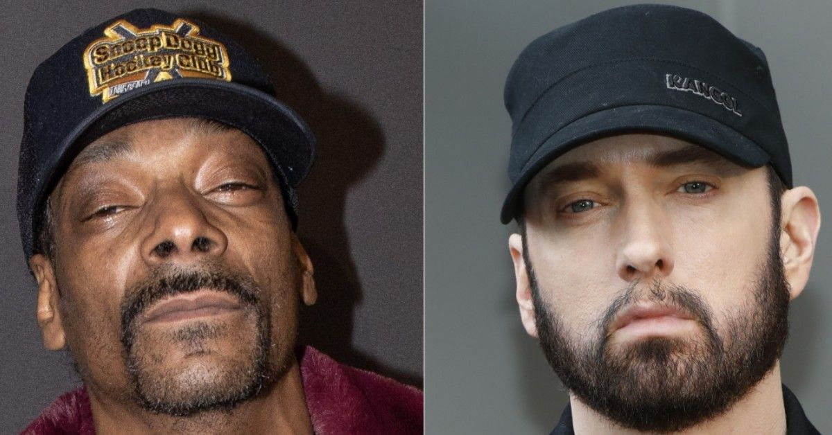 Fans Think Snoop Dogg Just Declared Peace With Eminem Through This Photo