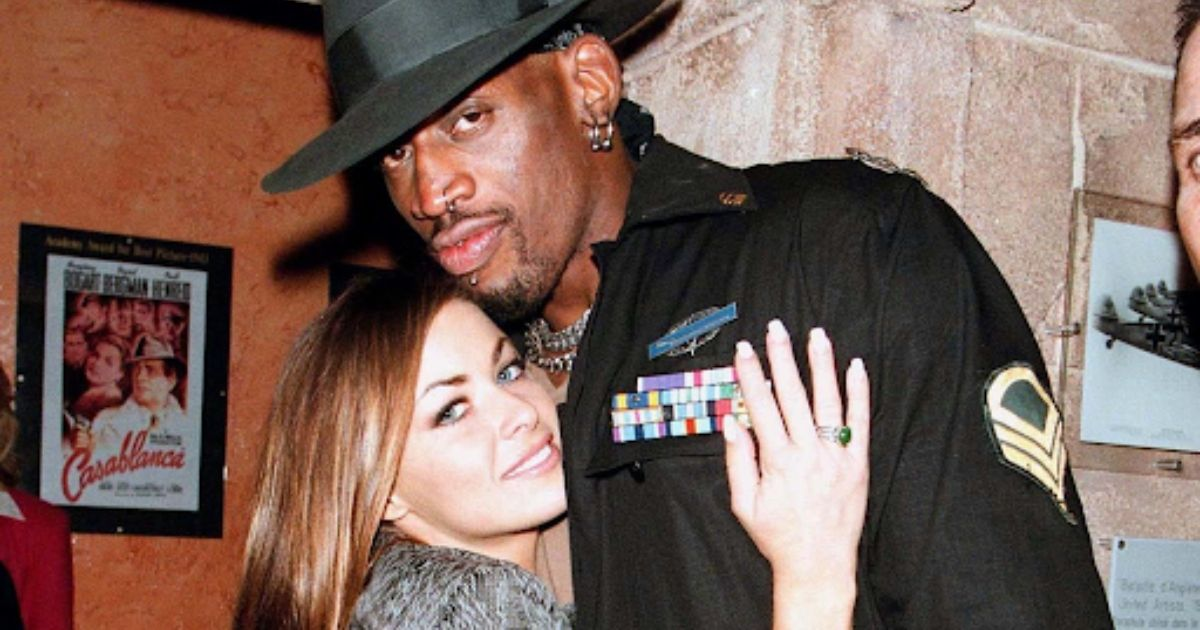 Why Carmen Electra And Dennis Rodman Divorced After Only 6 Days