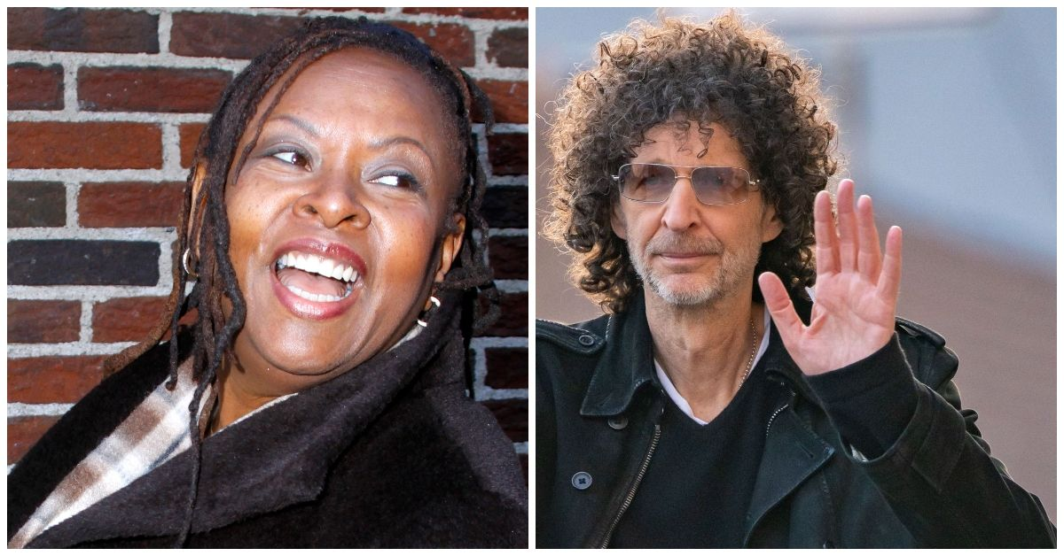Robin Quivers Did This To Howard Stern At A Dinner Party