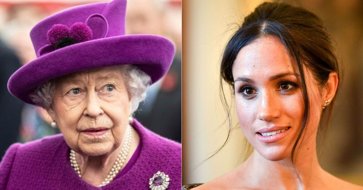 Royal Expert Claims Meghan Markle Is Seeking 'Revenge' Because She Can't Be Queen