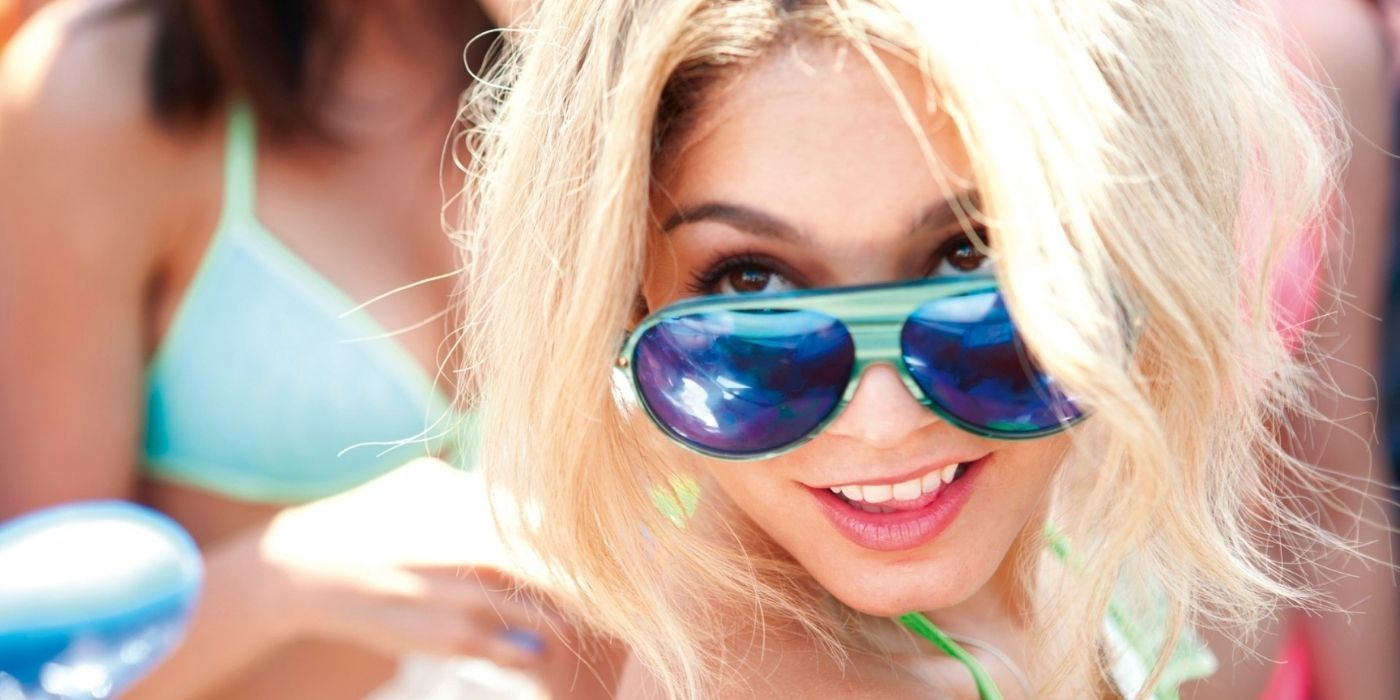Vanessa Hudgens Was Scared To Film These Scenes In 'Spring Breakers'