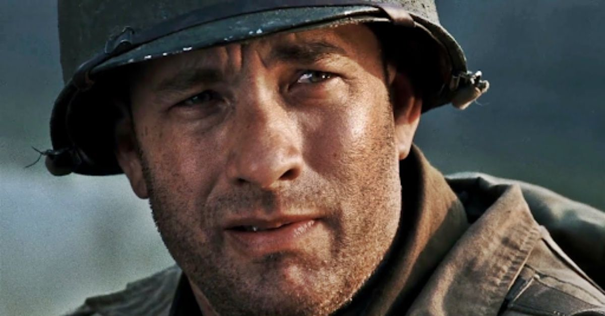 Here's How Much Tom Hanks Made For 'Saving Private Ryan'