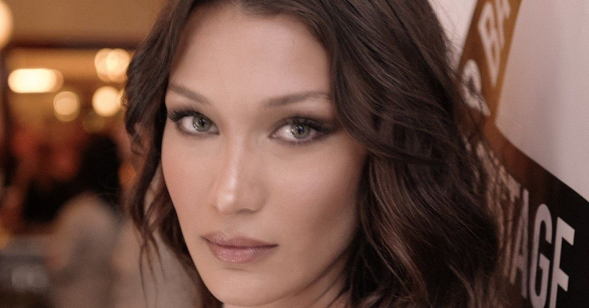Fans In Awe As Bella Hadid Slays At the Fendi Capsule Campaign
