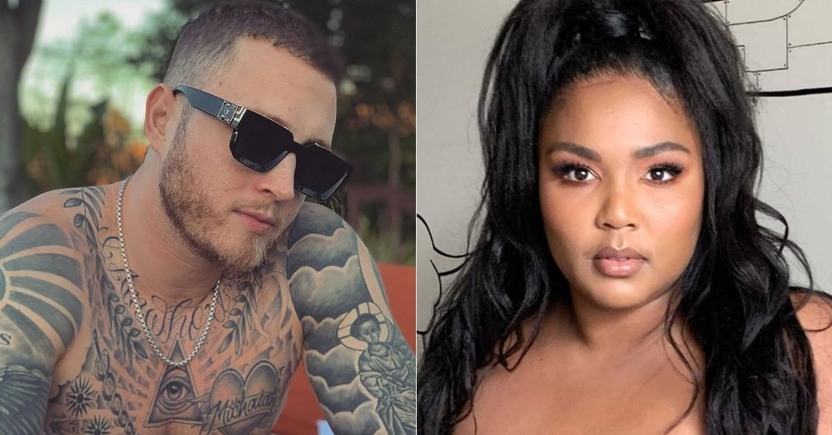Chet Hanks Shoots His Shot At Lizzo After She Slid Into Chris Evans' DM's