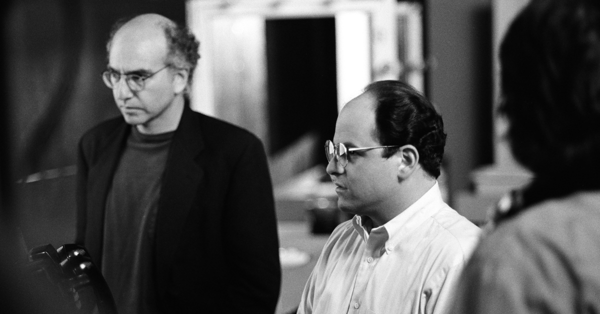 This Is How Jason Alexander Found Out He Was Playing Larry David On 'Seinfeld'
