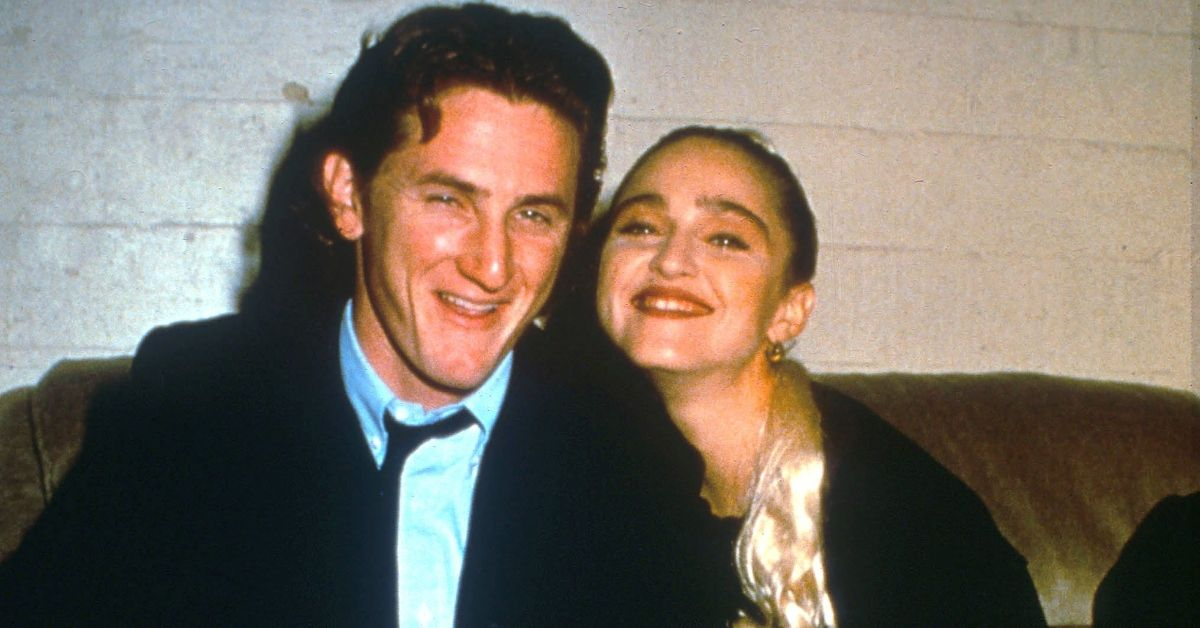 10 Forgotten Facts About Madonna And Sean Penn's Relationship