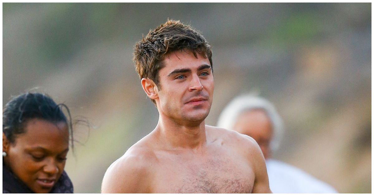 Is Zac Efron Secretly Struggling With His Body Image?