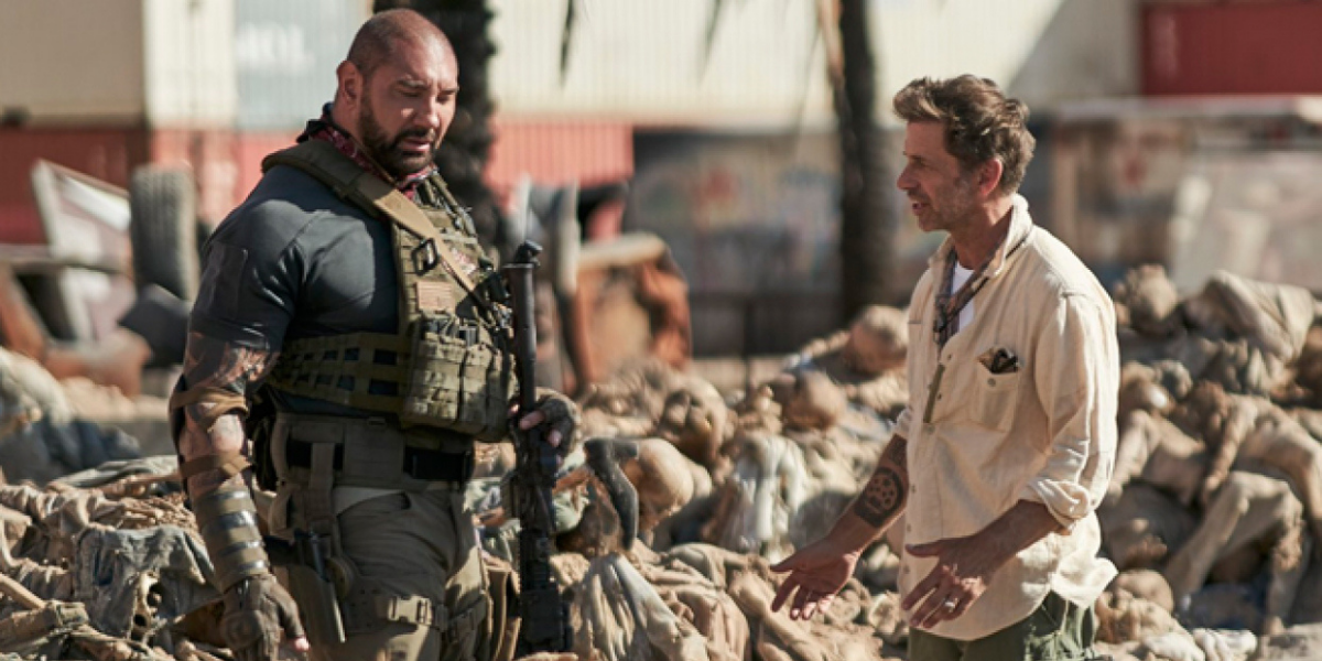 Dave Bautista Gets Fans Excited With 'Army Of The Dead' Trailer
