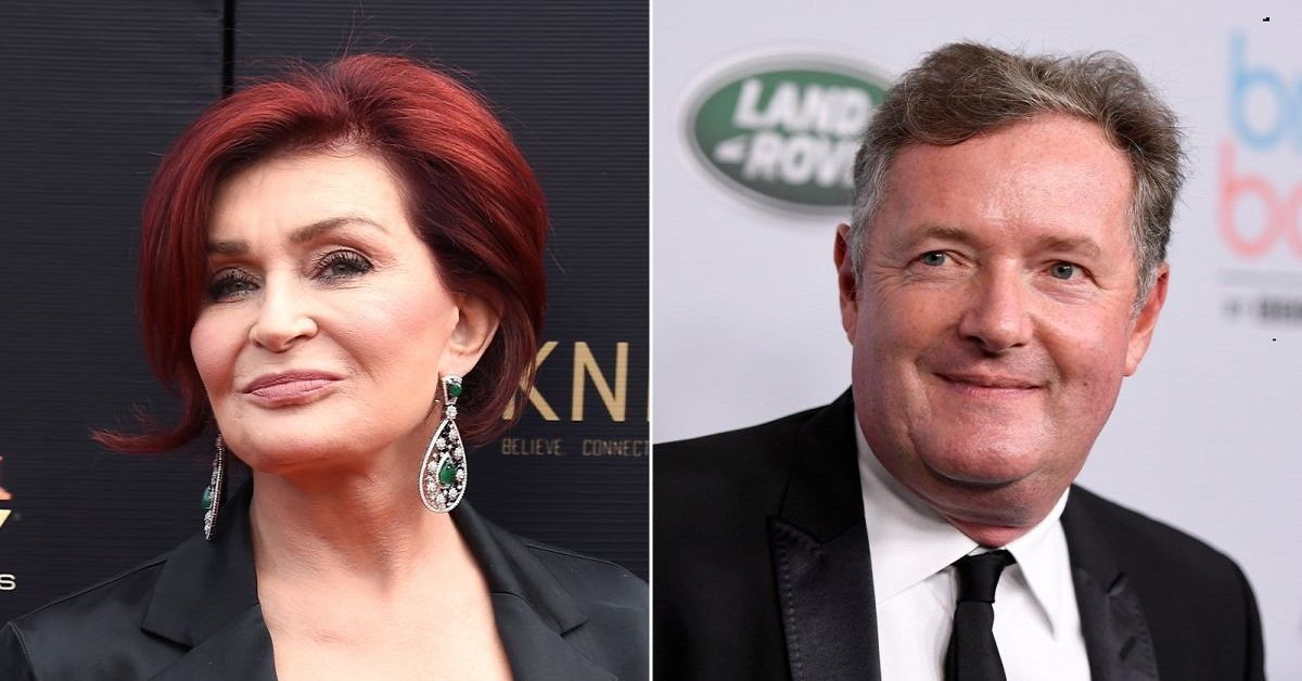10 Little-Known Facts About Sharon Osbourne And Piers Morgan's Relationship