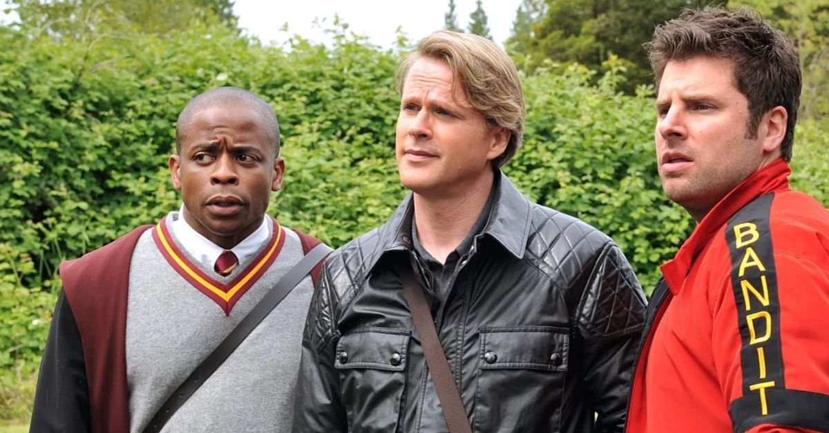 Did Cary Elwes Actually Like Being On 'Psych'?