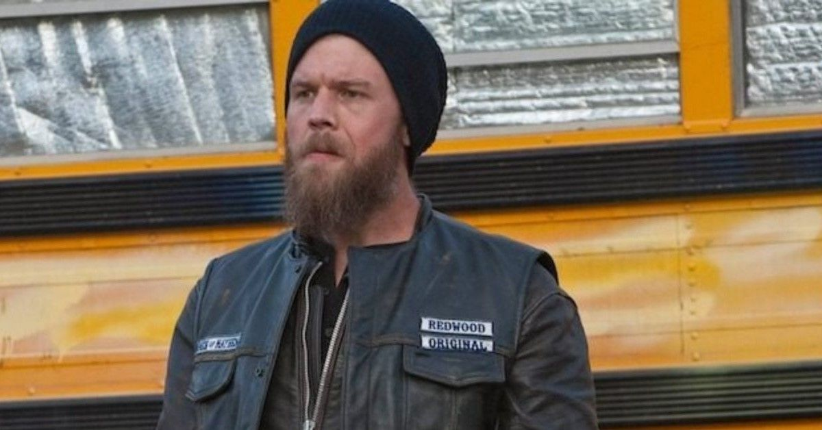 What Happened To Ryan Hurst's Career After Playing Opie On 'Sons Of Anarchy'