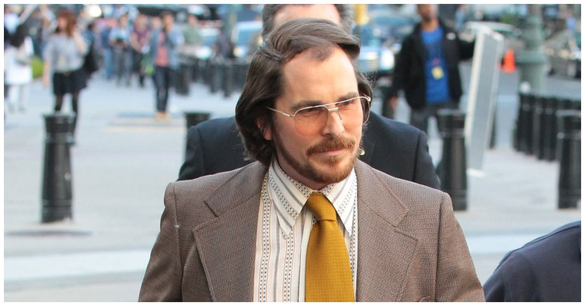 Christian Bale's Weight Gain In 'American Hustle' Almost Got Him Fired From This Film