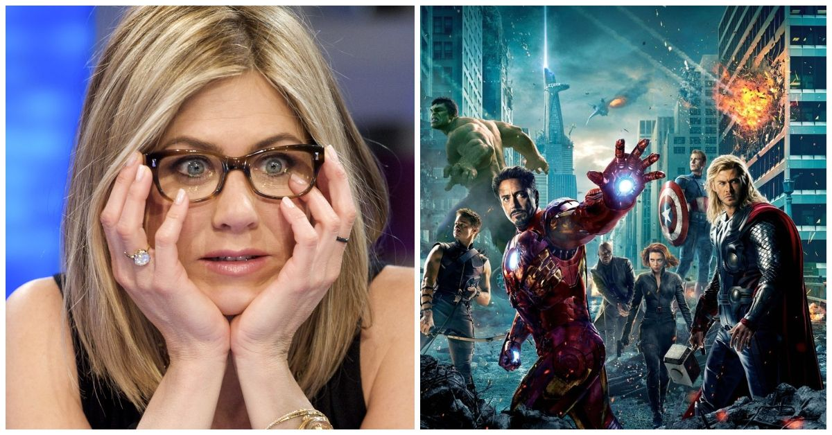 The Truth About Jennifer Aniston's Feud With Marvel