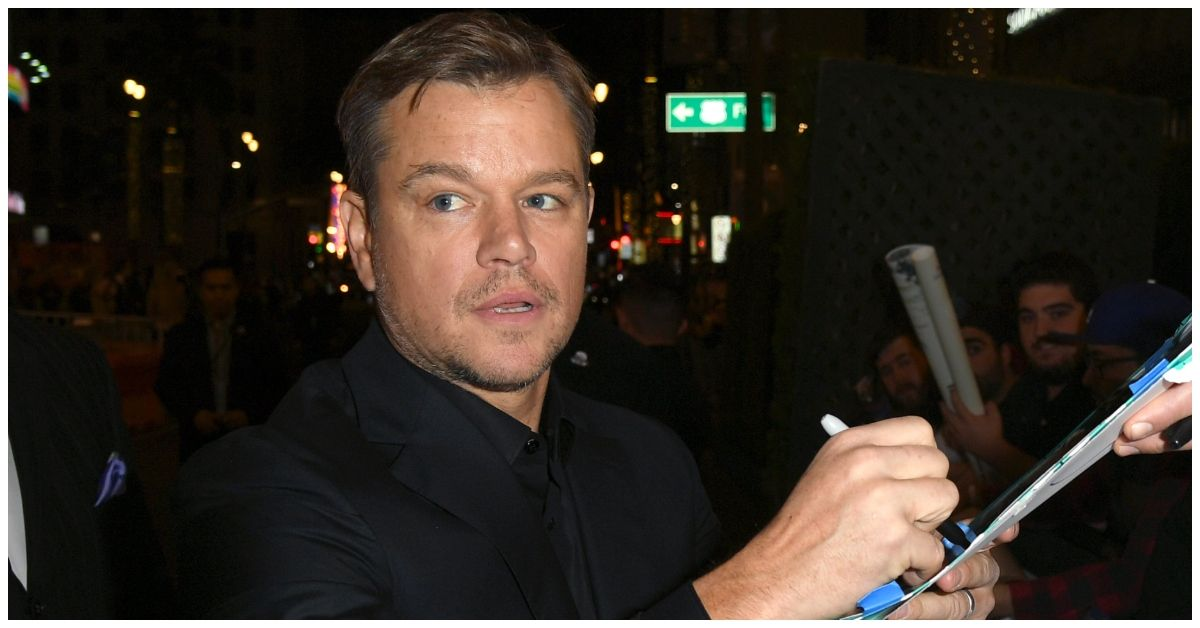 Why Matt Damon Refused To Do An Iconic Role Worth $250 Million