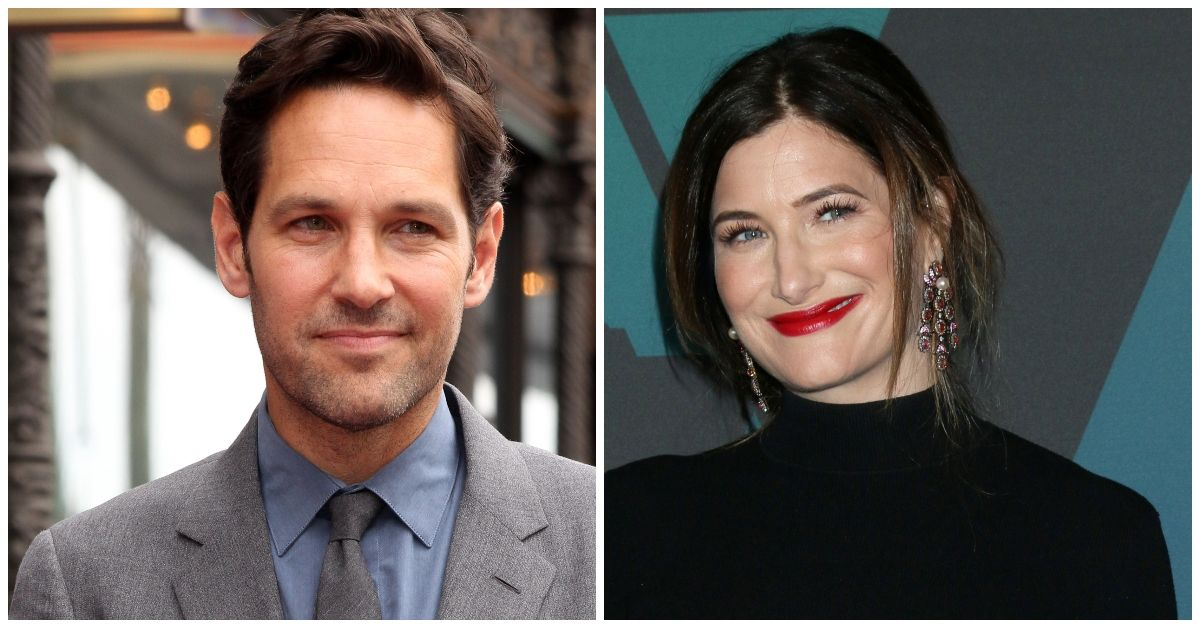 The Truth About Paul Rudd's Relationship With Kathryn Hahn