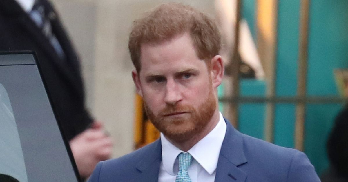 Royal Fans Fear Prince Harry Is 'Out Of His Depth' As He Is Slammed By US Media