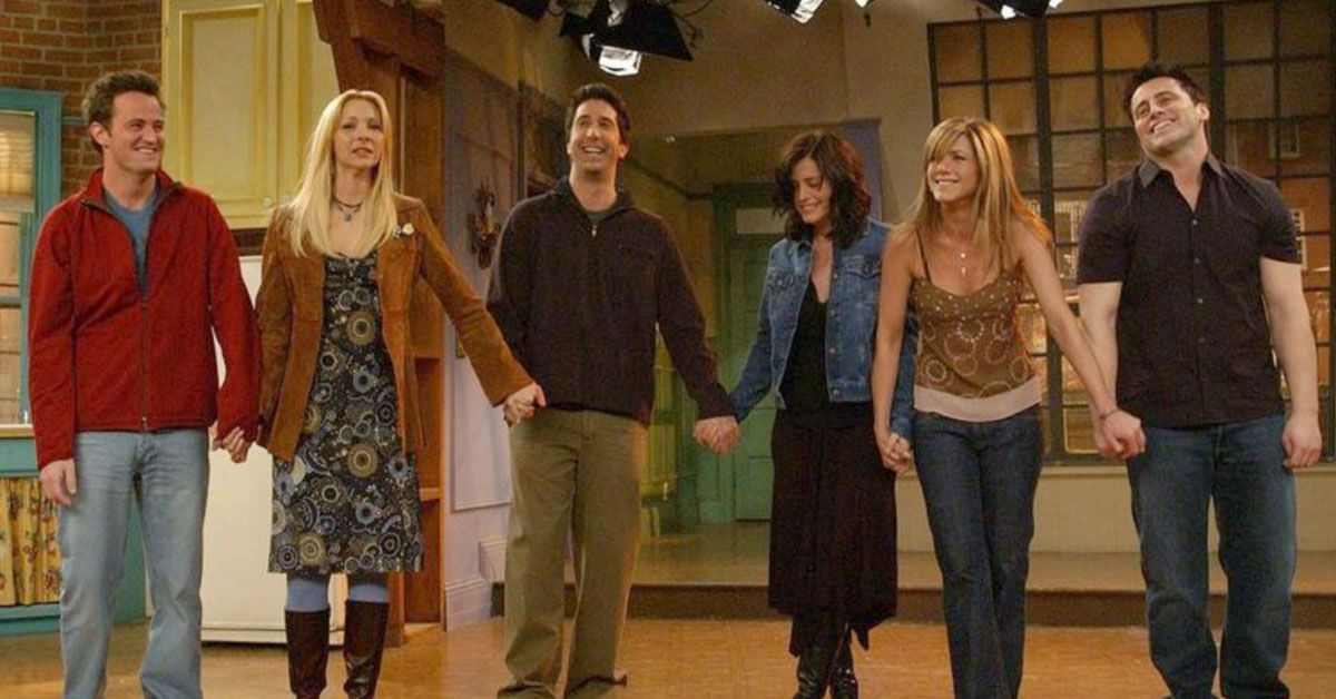 Here's Why The Cast Of 'Friends' Had A Firm Pact Not To Date One Another