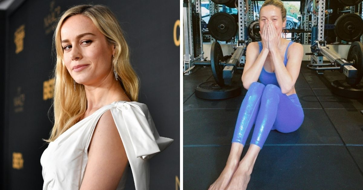 Fans Tell Brie Larson To Send Her New 'Feet Pic' To Quentin Tarantino