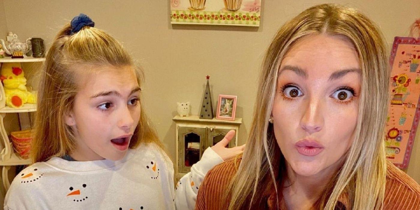 Jamie Lynn Spears' Daughter Maddie Briann Aldridge Has Her Own Fan Following