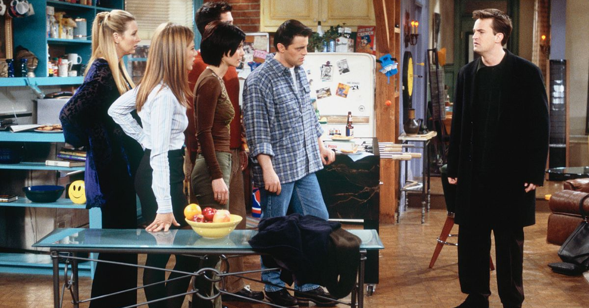 Matthew Perry Believes In The 'Friends' Curse