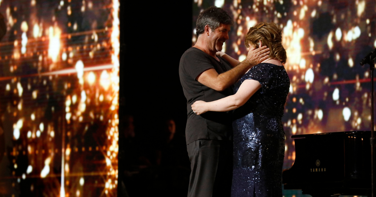 Is Susan Boyle Still Friends With Simon Cowell?