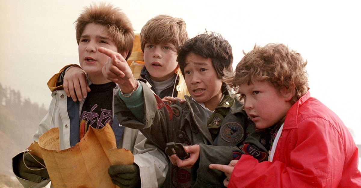 This 'Goonies' Deleted Scene Explains A Huge Mystery