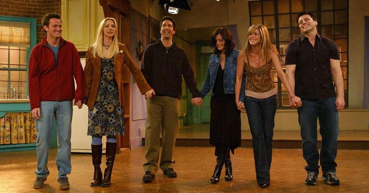 All These Recent 'Friends' Fails Fans Have Just Discovered