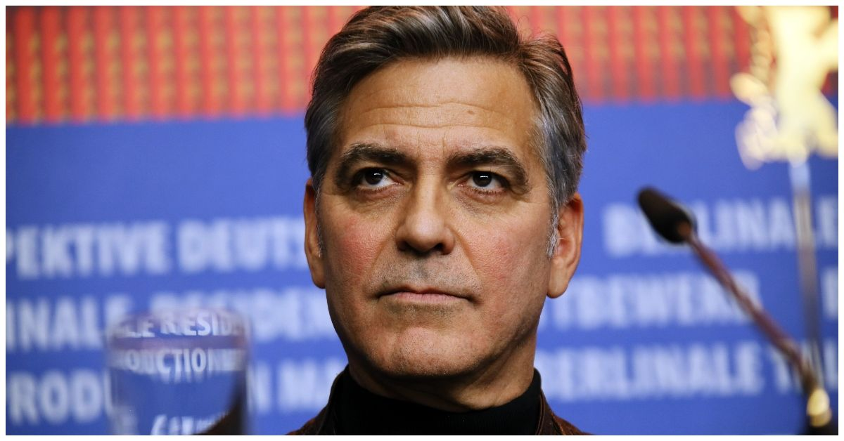 George Clooney Won't Shoot A Film With This Iconic Actor